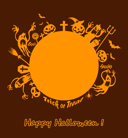 spooky: Halloween Elements