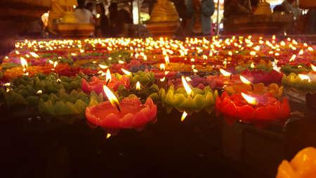 colour: Wax lotus colors