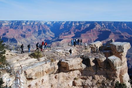 overlook: Overlook at Grand Canyon