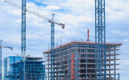 Construction of office buildings  Publikacyjne