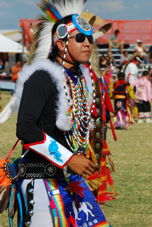 pima: Scottsdale, AZ, USA - November 1, 2014: 28th Annual Red Mountain Eagle Pow Wow celebrated at the Salt River Pima - Maricopa Indian Community. Nations from all over the US and Canada danced and sang. Editorial use. Taken 1112014 Editorial