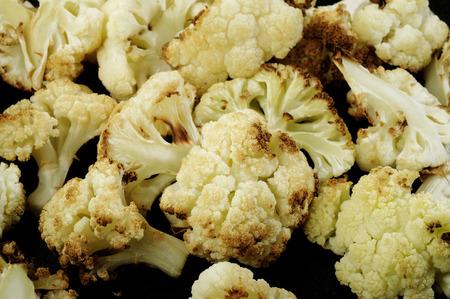 roasted cauliflower Фото со стока