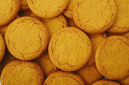 biscuts: ginger nut biscuts