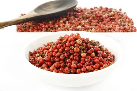 flavorings: red peppercorns seeds