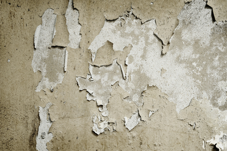 old concrete wall