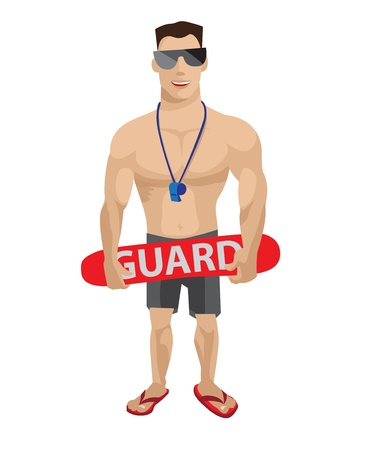 reflection of life: lifeguard