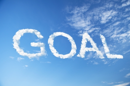 achievable: GOAL cloud word