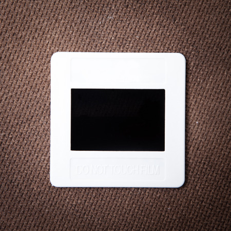 slide film Stock Photo