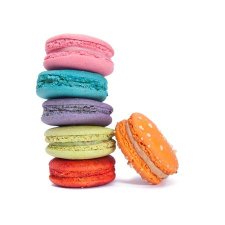 macarons: macarons or makaron isolation
