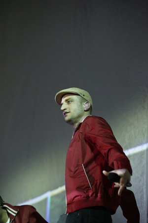 Culcha Candela, Flaetrate Tour 2012, Alsterdorfer Sporthalle 함부르크, 22.03.2012. 사진의 한가운데서 : Reedoo.
