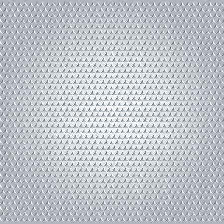 3d geometric pattern, triangular pyramid, vector illustration for print ad, magazine, brochure, leaflet Vetores