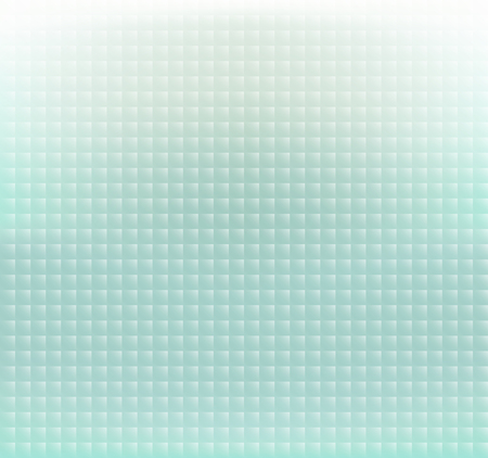 Abstract green pastels square pixels background, vector illustration, frosted glass Illustration
