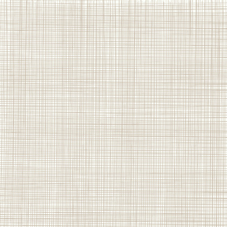 Abstract brown lines grid texture. background threads. natural linen. Vector illustration Çizim