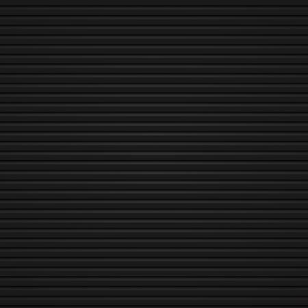Motif de lignes audacieuses noires abstraites horizontales réalistes sur fond sombre et texture. Illustration vectorielle