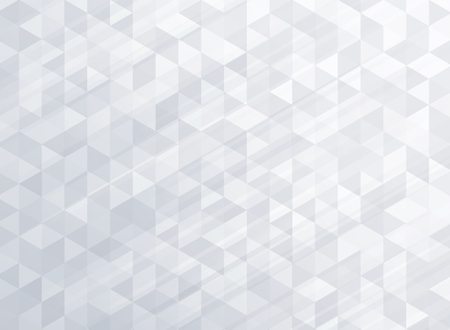 Abstract striped geometric triangles pattern gray color background and texture with lighting effect. Vector illustration