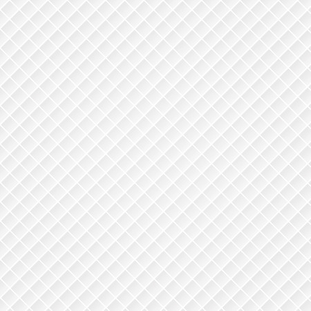 Abstract luxury white background with a pattern of squares texture. Vector illustration Illustration