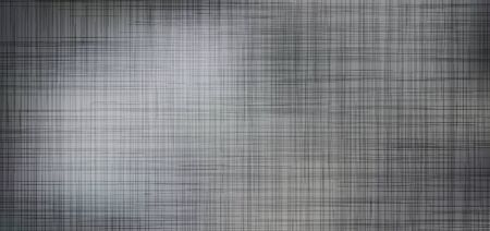 Abstract black scratch texture on gray background. Vector illustration