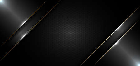 Abstract black grainy spread on white background and texture. Vector illustration Ilustração