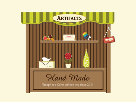 potting: Shop of handmade products - paper rose, glass bottle light, potting, nightlight and card.