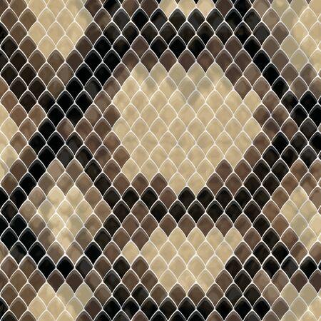 Het is een achtergrond afbeelding van snake skin patroon.