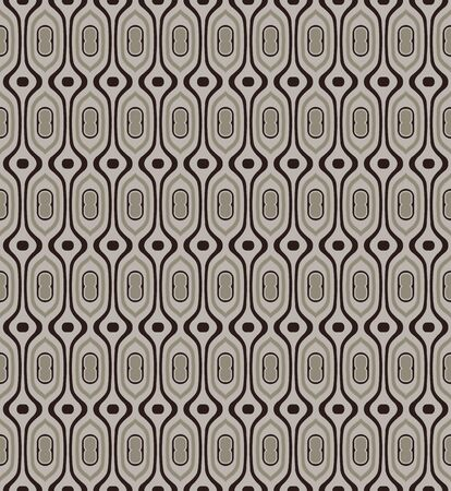 seamless tile: Seamless background image of vintage geometry pattern.