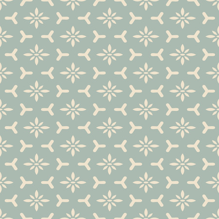 Elegant antique background polygon cross flower frame