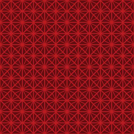 rhomb: Seamless Chinese style rhomb flower pattern background.