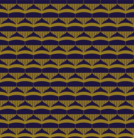 Antique seamless background oriental curve point geometry cross kaleidoscope 向量圖像