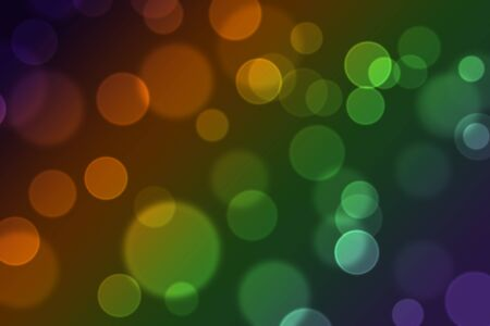 rainbow abstract: Abstract colorful glittering light bokeh effect background image