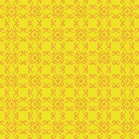 Retro seamless wallpaper background