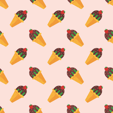 lollies: Seamless background image colorful watercolor texture pattern