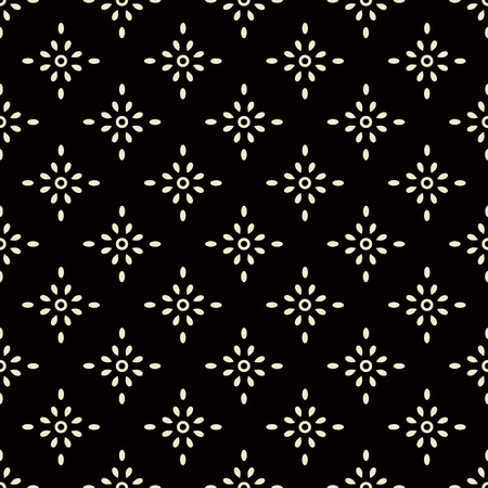 Seamless background southeast Asian retro aboriginal traditional art textile pattern round cross dot flower
