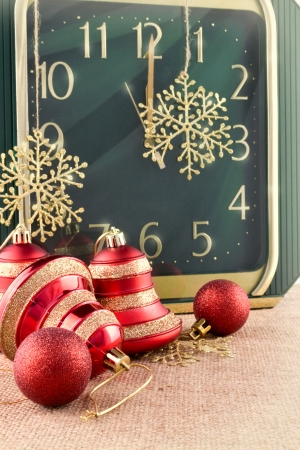 Magic like Christmas and New Year still life photo