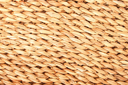 woodcraft: Yellow Jute Mat Background with Light Vignette