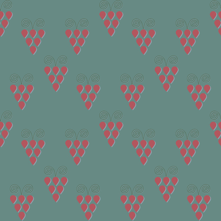 usage: Geometric Vintage Seamless Background. Ideal for Web Usage, Textile and Paper Printing