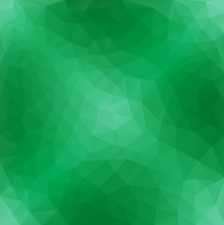 crystal background: Light Green Crossed Bands on Darker Background Made in Polygonal Style Illustration