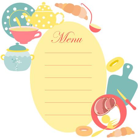 ladles: The Menu Sheet for Kitchen