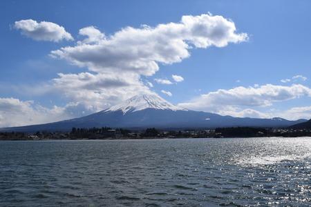 Mt. Fuji scenery