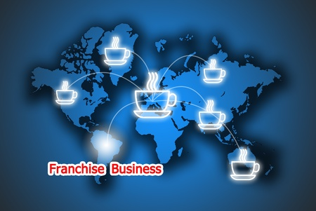 The beverage button franchise business in the world