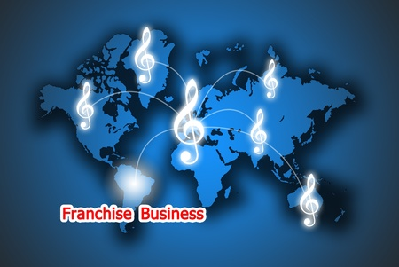 The entertainment button franchise business in the world photo