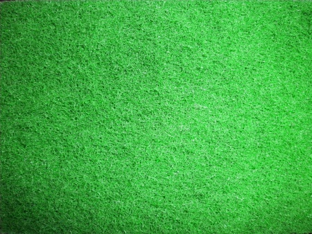 Texture background surface artificial green fresh grass         photo
