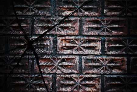 cementum: Old break wall is very vintage