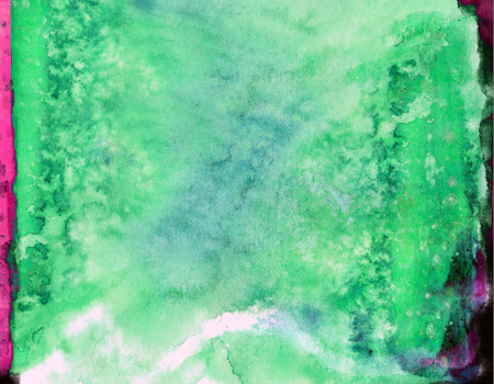 Grunge watery effect abstract watercolor or ink of liquid splatter of paint.