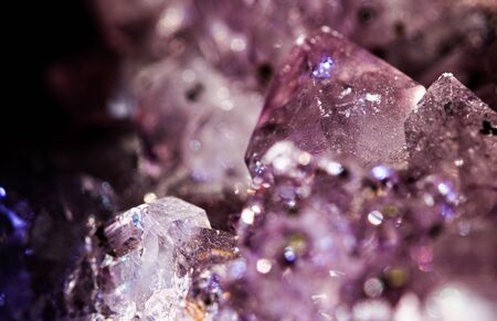 Geology of beauty. Natural healing wild jewels.