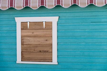 boarded: Boarded Window