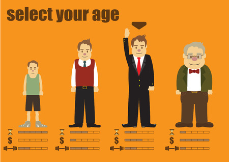 good nature: Aging is nature select your age then make a good day