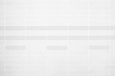 exhaustive: White tile wall high resolution real photo