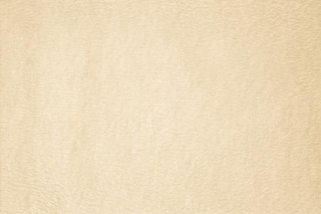 Bruine de textuurachtergrond van de pastelkleur abstracte stof. Behang of artistiek canvas met linnen voering. Stockfoto