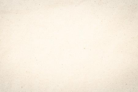 Weißer Pastellbeschaffenheitshintergrund. Haartuch oder Decke wale Leinen Leinwand Tapete.