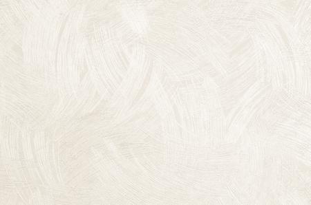 Mur de chambre design ou salle de réception décorée avec un fond de texture de papier peint. Abstrait de couleur beige, sépia et crème. Tissu à motif vintage et surface en carton. Banque d'images